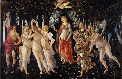 Dialogue - Lorenzo et Botticelli