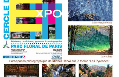 Exposition d'Art au Parc Floral de Paris