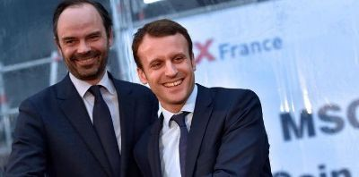Macron et le désordre