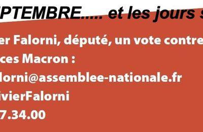 Ordonnances travail : exigez, avec les insoumis, qu'Olivier Falorni vote contre leur validation