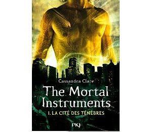 The Mortal instruments : la cité des ténèbres de Cassandra Clare