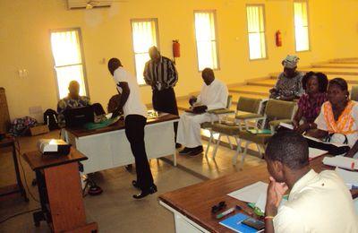 Prévention Ebola: Efficace par la formation!