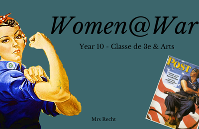 Chapter 4 : WW2, Women at War