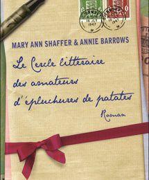 Le cercle littéraire des amateurs d'épluchures de patates.