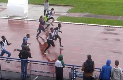 D.1er octobre 2017 : Championnats Equip'athlé Benjamins-Minimes : les vidéos de marche, sprint et 1000 M.