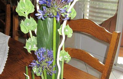 compo florale du mois de juin 2014