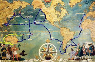 Et les Européens découvrirent le Pacifique... une conférence de Christine Bousquet
