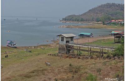 La plus grave sécheresse depuis 50 ans (Thaïlande)
