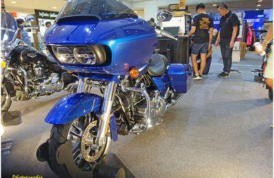 Pour les amateurs de motos (Udon Thani, Thaïlande)