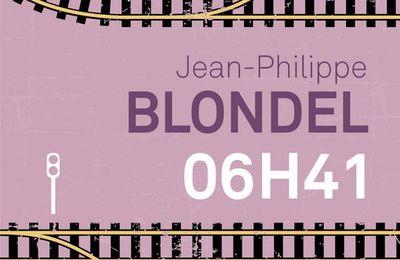 """6h41"" de Jean-Phillipe Blondel"