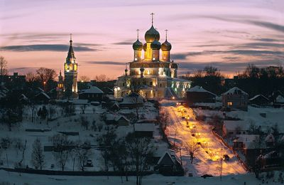 Les vrais gens, retour à Toutaïev.