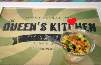 cous cous con verdure al curry