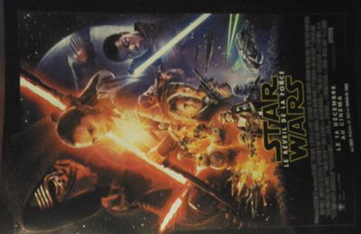 STAR WARS le réveil de la force