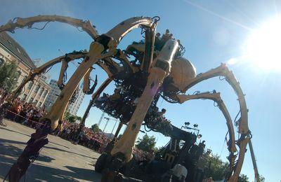 Kumo l'araignée