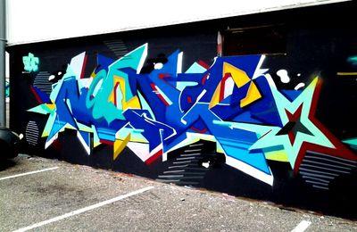 Merignac Graffiti
