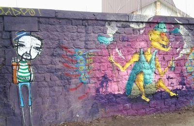 street art Bordeaux metropole