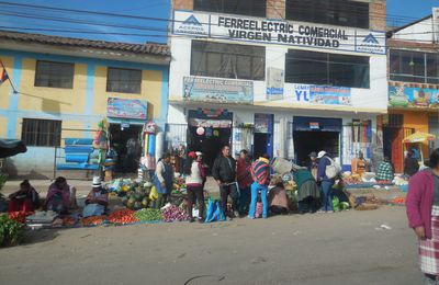 Jour 9: La Vallée Sacrée -de Cuzco à Aguas Calientes-