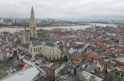 De Boerentoren in Antwerpen