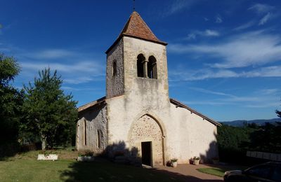 Chassigny-sous-Dun : Chapelle