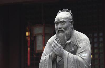 Une vie réussie en 6 étapes selon Confucius