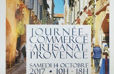 Journée du Commerce et de l'Artisanat de Provence