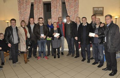 "Remise lots souscription Interclasse en ""6"""
