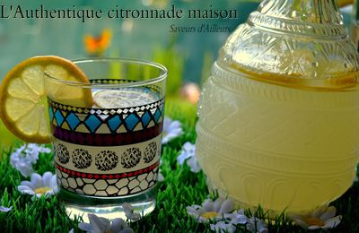 L'Authentique citronnade maison !