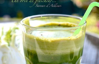 "Mon ""Green Juice"" du moment"