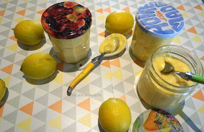 Lemon Curd, recette de Mr Conticini