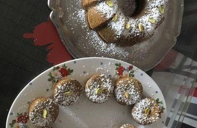 Gâteau des Neiges réalisé par Isabelle B.N.