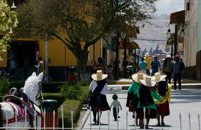 Huamachuco - Nord Pérou - Jour de marché