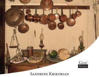 """Parution de l'ouvrage """"Tables des riches, tables du peuple. Gastronomie et traditions culinaires en Provence du Moyen Âge à nos jours"""", par Sandrine Krikorian"""