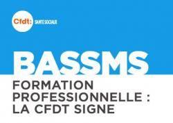 Formation professionnelle : la CFDT signe - MAJ 23/02/16