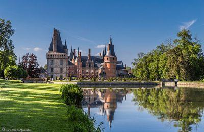 Sortie au château de Maintenon