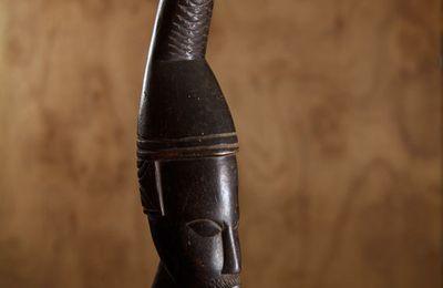 Peul - statuette homme