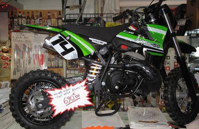 """Nouveauté Hiver 2015 : Le Dirt-Bike cross """"Atomic 50"""""""