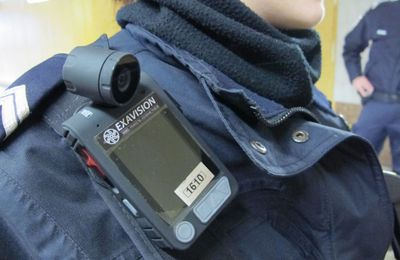 Le SDPM dans le FIGARO : Les caméras-piétons pour les policiers obligatoires dans les zones sensibles