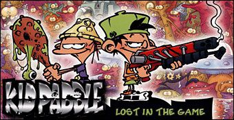 Chrono-Critique: Kid Paddle - Lost in The game