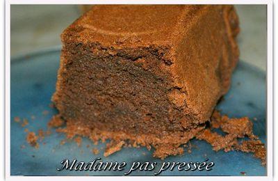 gateau au chocolat des ducs