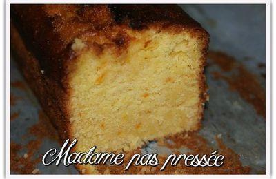 Cake à l'orange inspiré de samare