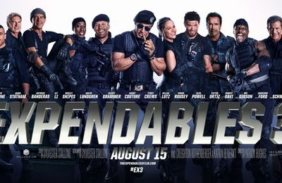[Critique] Expandables 3