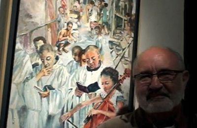 Richard Holterbach : peintre - prêtre - prado