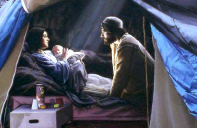 Il ne faut jamais désespérer. Dieu est Dieu et sa Sagesse ne peut que s'installer dans sa Création, même si le XXIe s. se montre aveugle