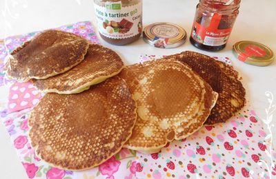 Pancakes gourmands