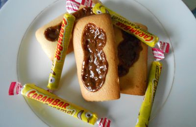 Financiers aux carambars