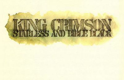 Starless and Bible Black - King Crimson