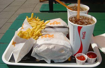 Bon appétit - Hamburger - Frites - Coca-Cola - Wallpaper - Free