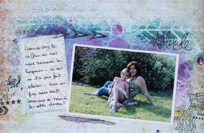 Scrap - mise à jour 3 pages de.... 2015