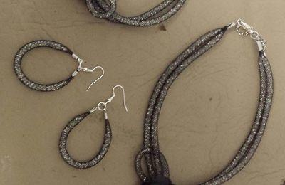 bijoux en résille
