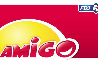 AMIGO & RAPIDO de FDJ, derniers résultats: à jouer en points de vente agréés